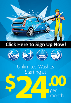 Unlimited Car Washes New Image Car Wash
